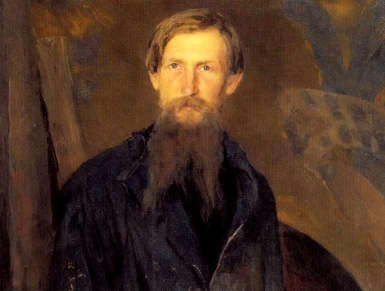 Русский художник Виктор Михайлович Васнецов