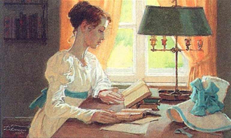«Татьяна – любимая героиня Пушкина»