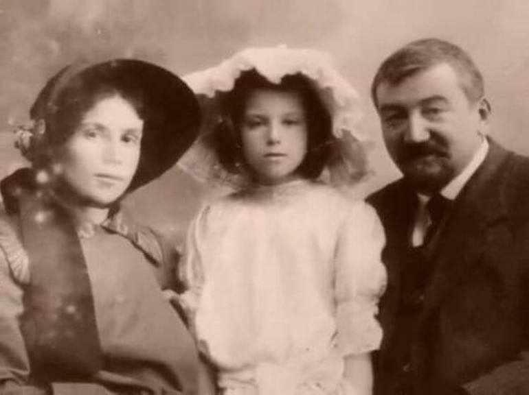 Куприн и его семья