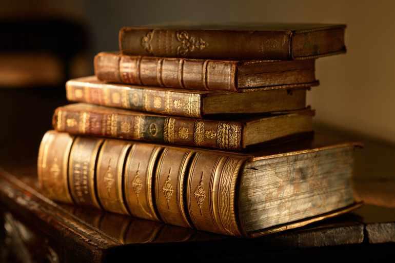 «Драгоценные книги»