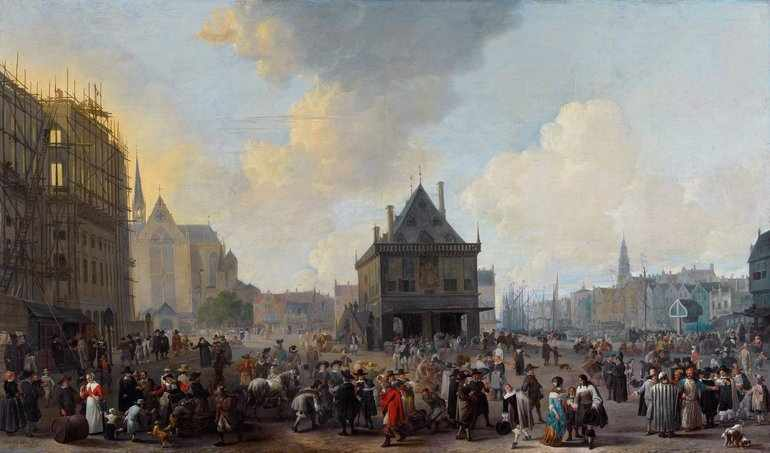 Голландия 17 века