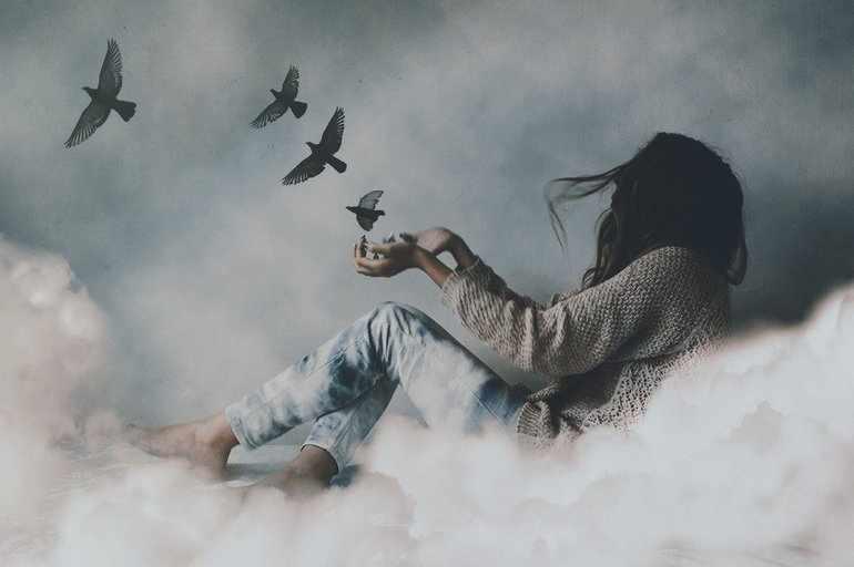 «Человек без мечты - как птица без крыльев»