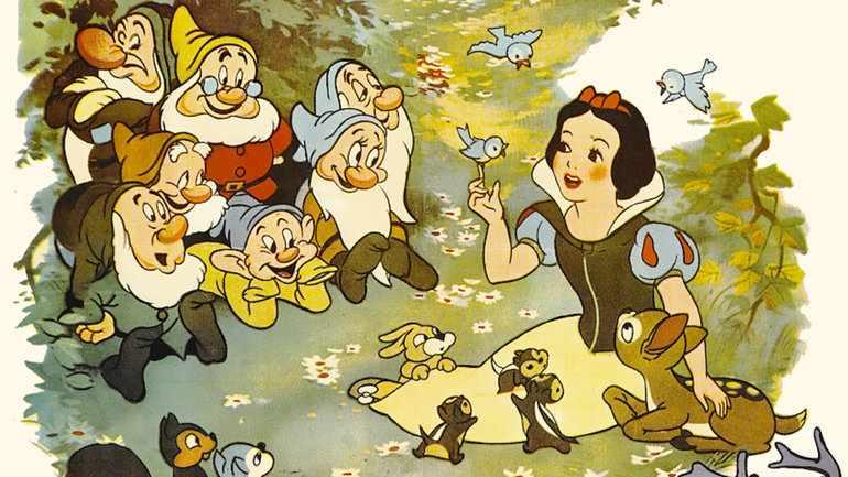 Аннотация к сказке белоснежка и семь гномов