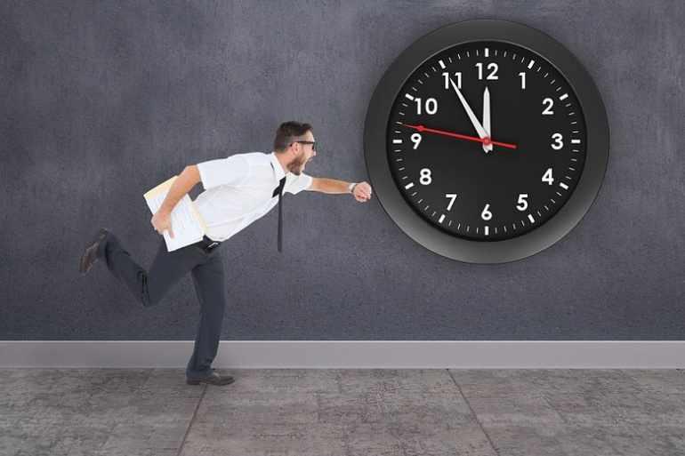 Парадокс опаздывающего