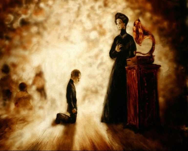 Сашка просит ангелочка