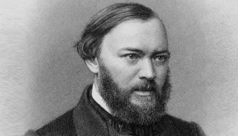 Поэт и драматург А. Н. Островский