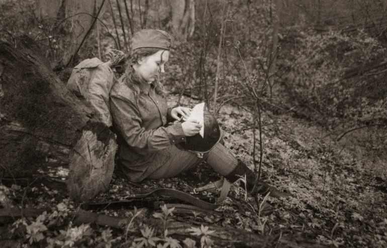 Краткое содержание у войны не женское лицо