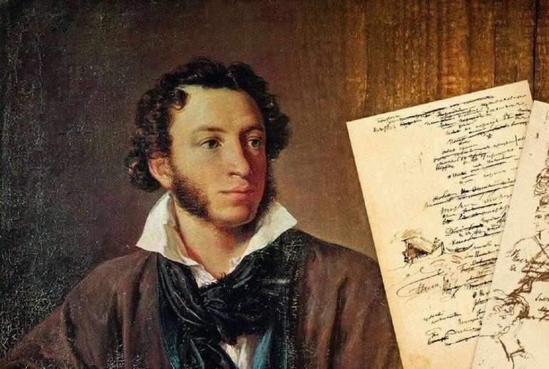 Пушкин начал писать «Евгения Онегина»