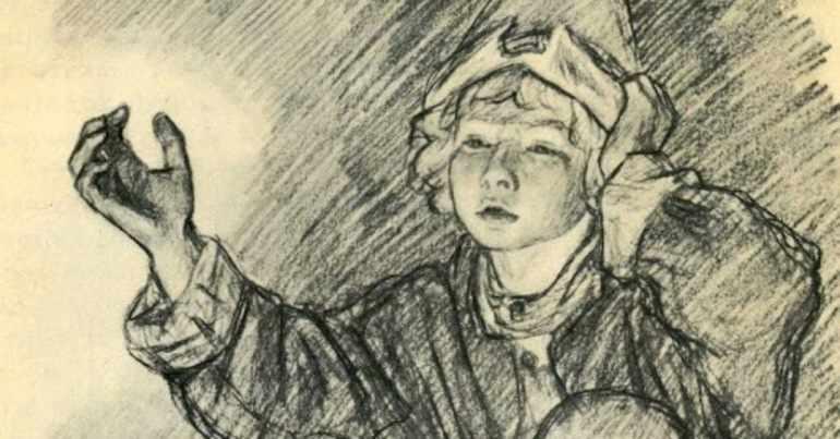 Илюша и его истории