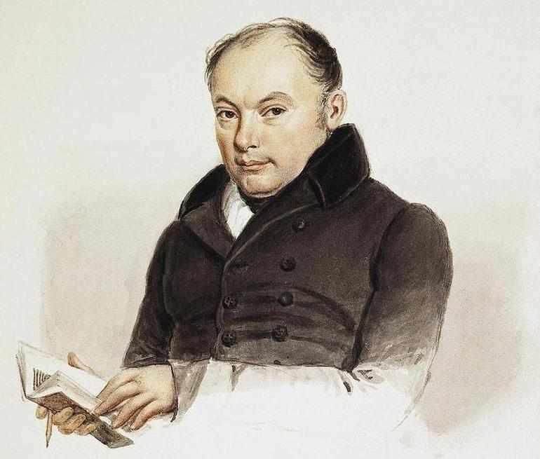 Жуковский был основателем русского романтизма