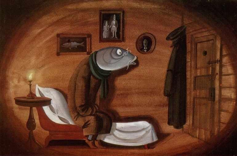 «Премудрый пескарь» Лескова