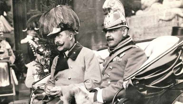 Факт убийства герцога Франциска Фердинанда из Австрии