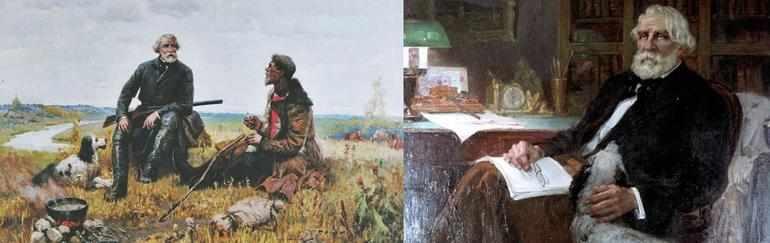 Егерь Алифанов, служивший у Тургенева