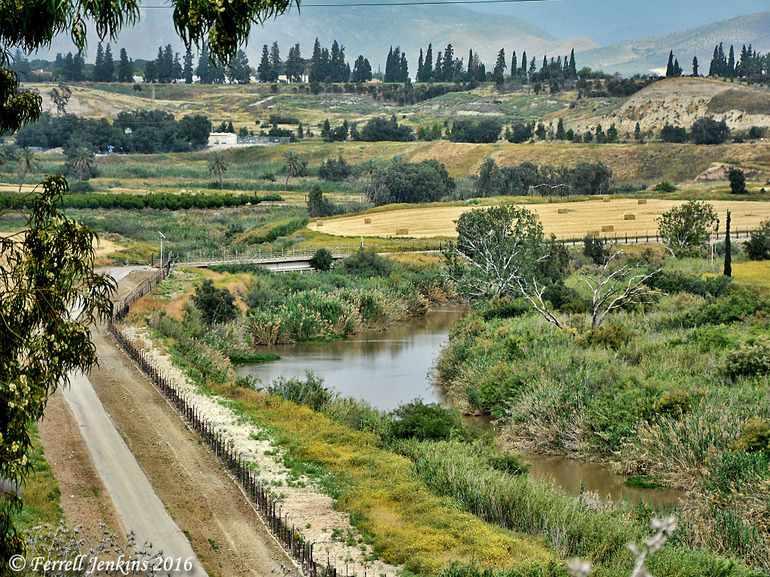 Долина реки Иордан