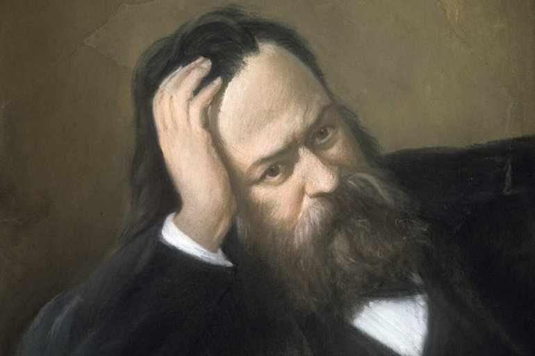 Русский публицист-революционер Александр Герцен