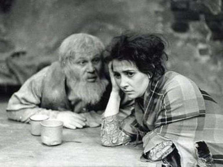 Андрей Митрич и его жена Анна