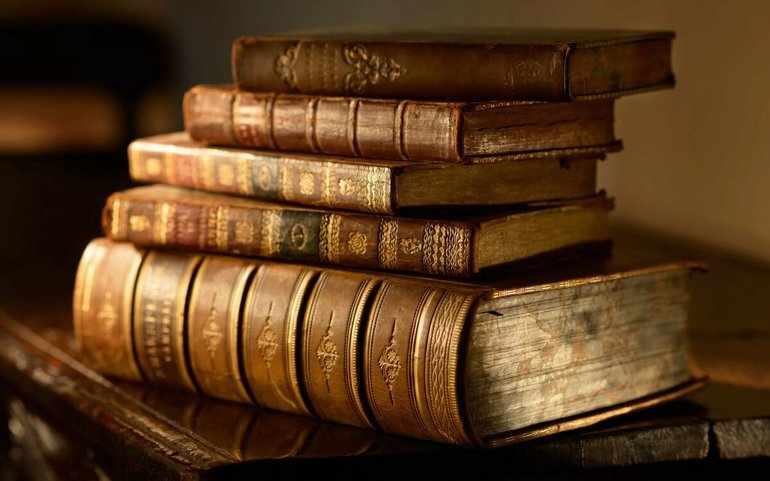 Книги и произведения
