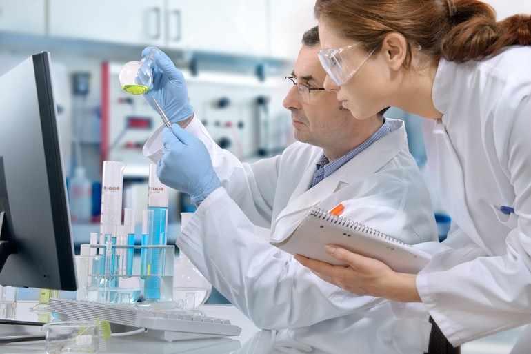 Исследования ученых