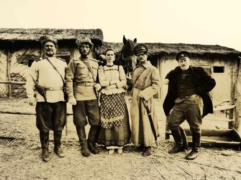Семья Мелеховы