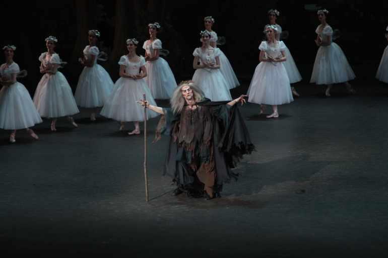 Сильфида балет краткое