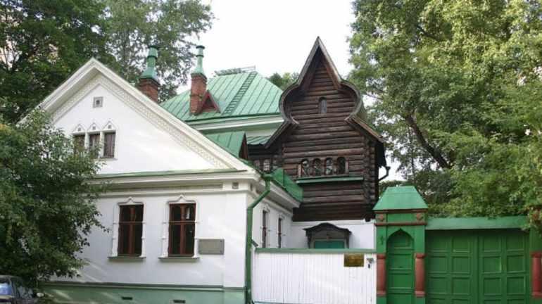 Дом-музей в Москве Васнецова