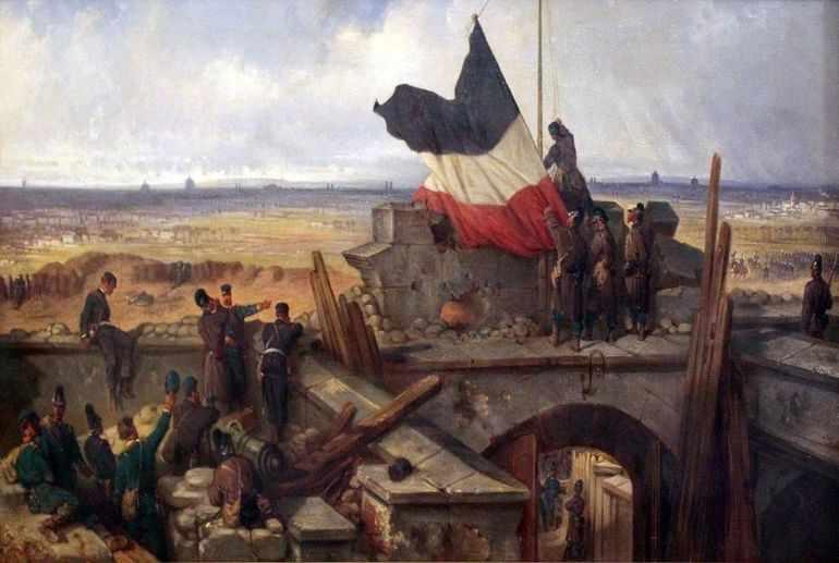 Причины франко германской войны 1870 1871