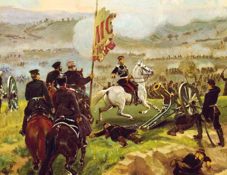 Русско-турецкая война 1877−1878 годов