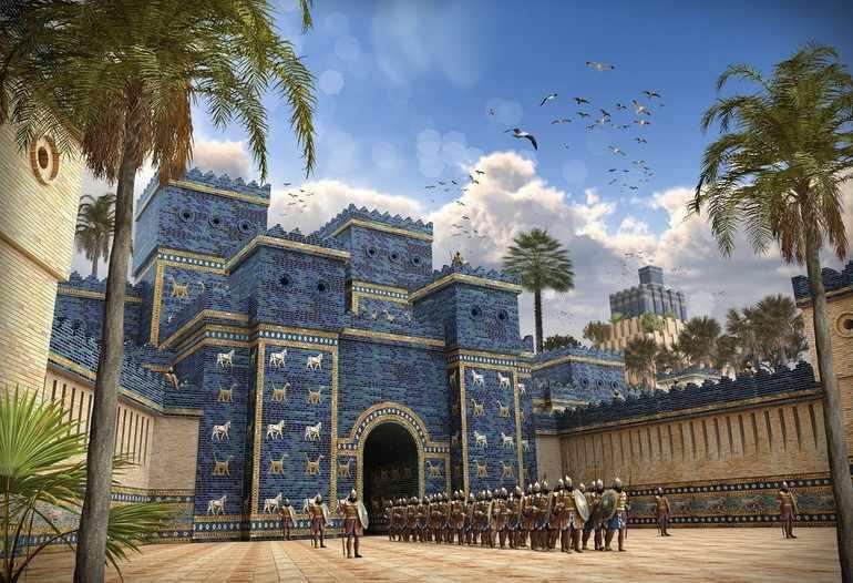 Цивилизация древнего востока кратко