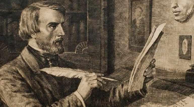 Посвящение критику В. Г. Белинскому
