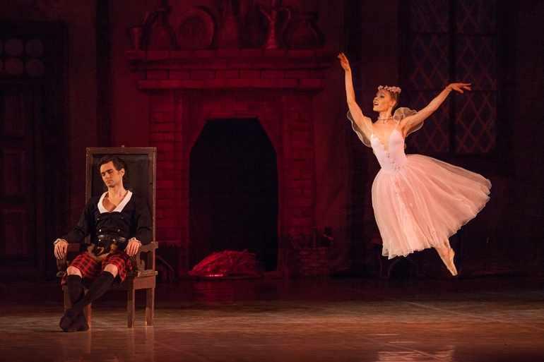 Сильфида балет краткое содержание мариинский театр
