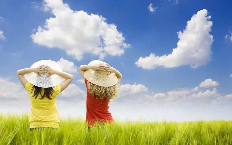 Сочинение на тему «Моё любимое время года — лето»