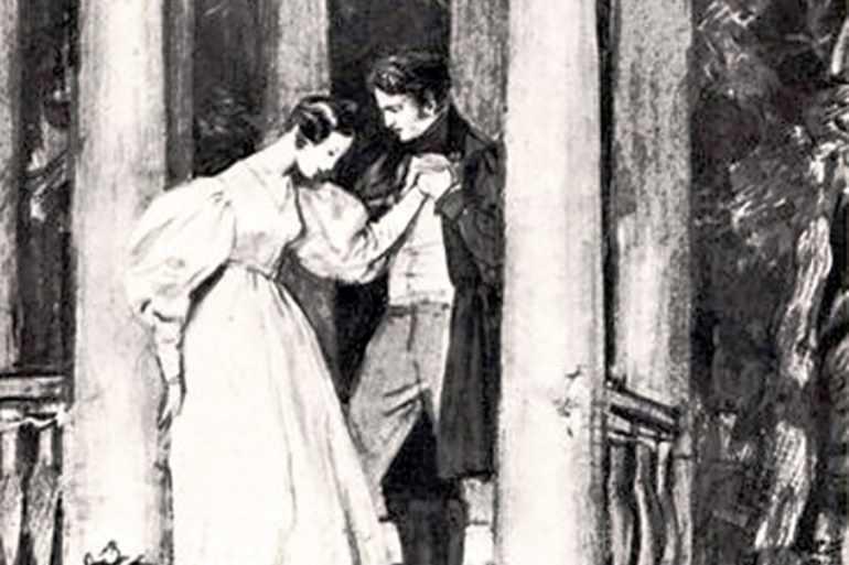 Чувства между Машей и Дубровским-младшим