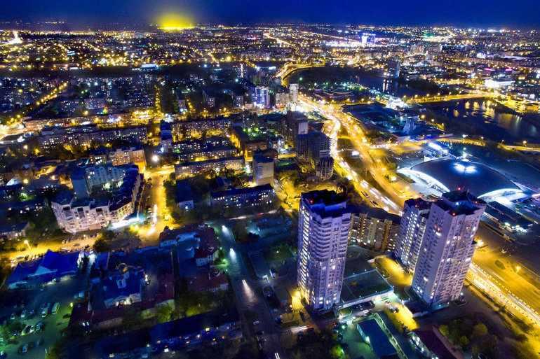 Сочинение челябинск мой любимый город