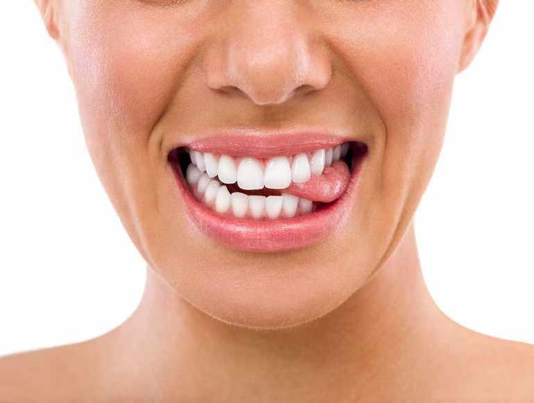 Зубы и язык
