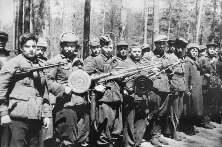 Значение партизанского движения в годы Великой Отечественной войны