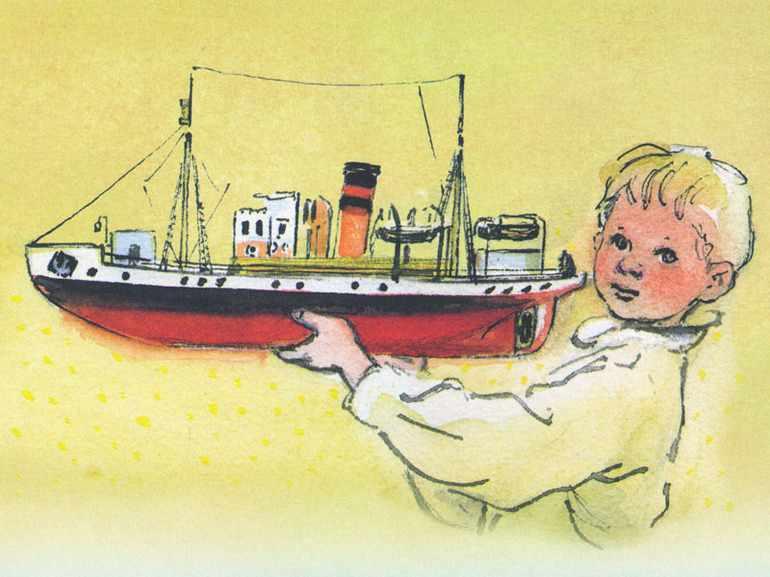 Айтматов белый пароход