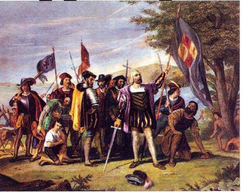 Эпоха европейского колониализма