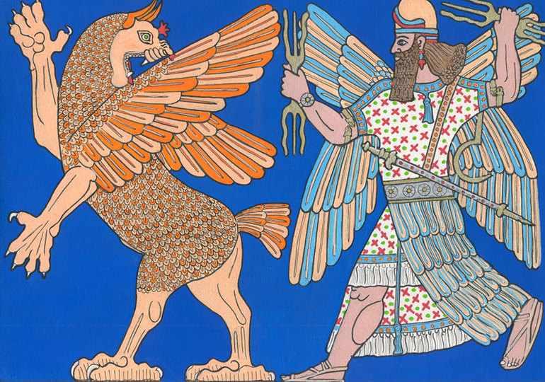 Религиозные представления древних вавилонян
