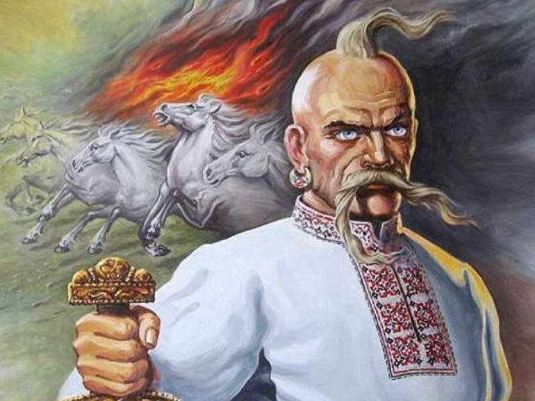 Исторический портрет князя Святослава Игоревича