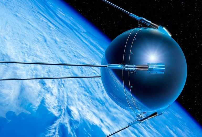 Запуск первого спутника