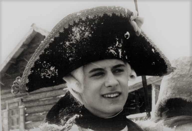 Петр Гринев из «Капитанской дочки»