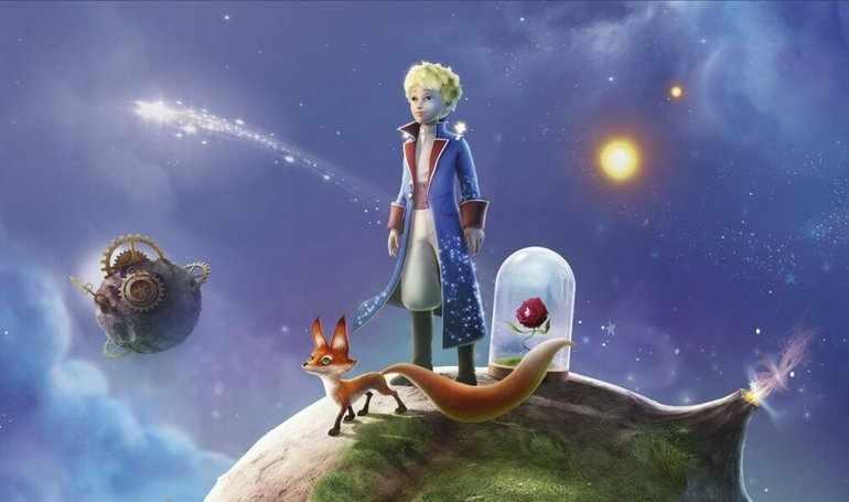 Главный персонаж сказки «Маленький принц»