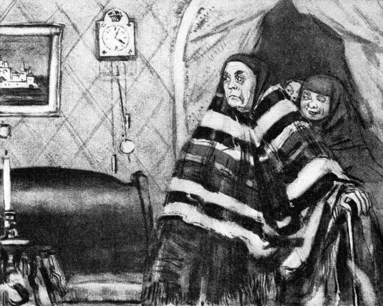 Катерина и кабаниха два полюса калиновского мира