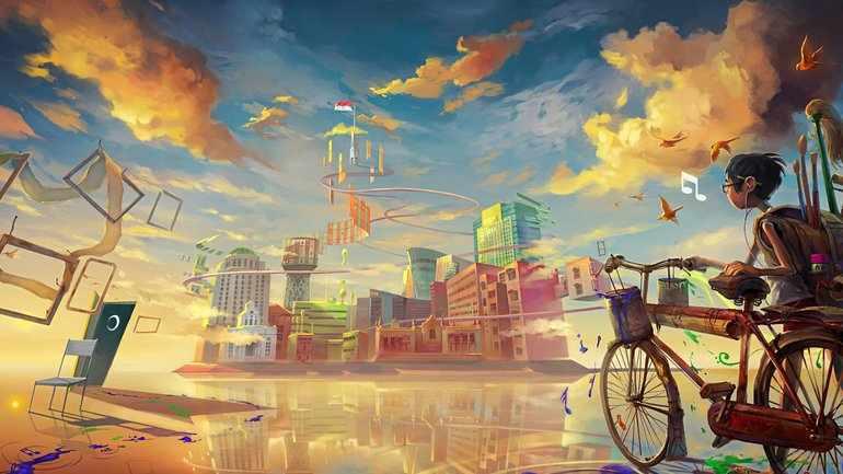 Сочинение на тему «Город моей мечты»