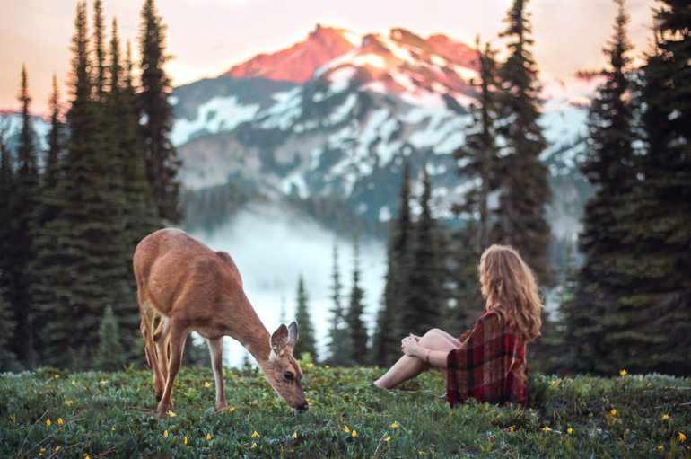 Влияние природы на человека сочинение