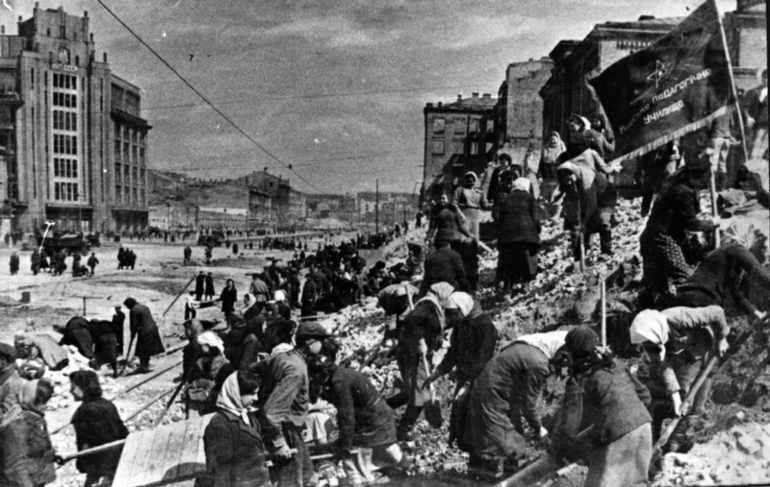 Состояние СССР после войны