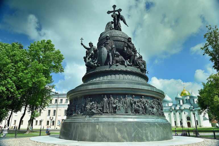 Монумент «Тысячелетие России»