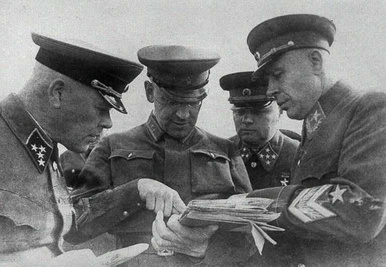 Партизаны перешли под контроль военачальников Красной Армии