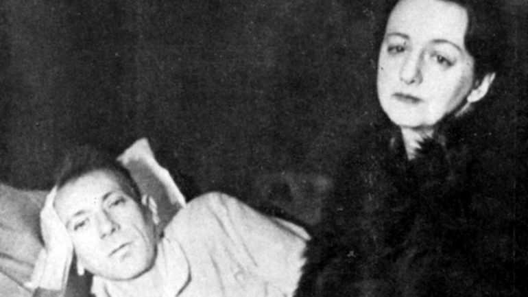 В 1940 году Булгаков серьезно заболел