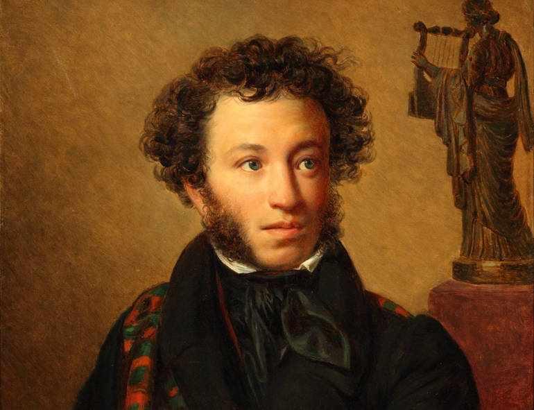 Главные герои выстрел пушкин